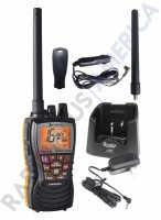 MR HH500 FLT BT - 6W Floating VHF Radio with Bluetooth® Wireless Technology & Rewind-Say-Again® - Zoom