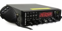 AT-5555 10 Meter All Mode Radio - AM FM USB LSB CW PA - Zoom